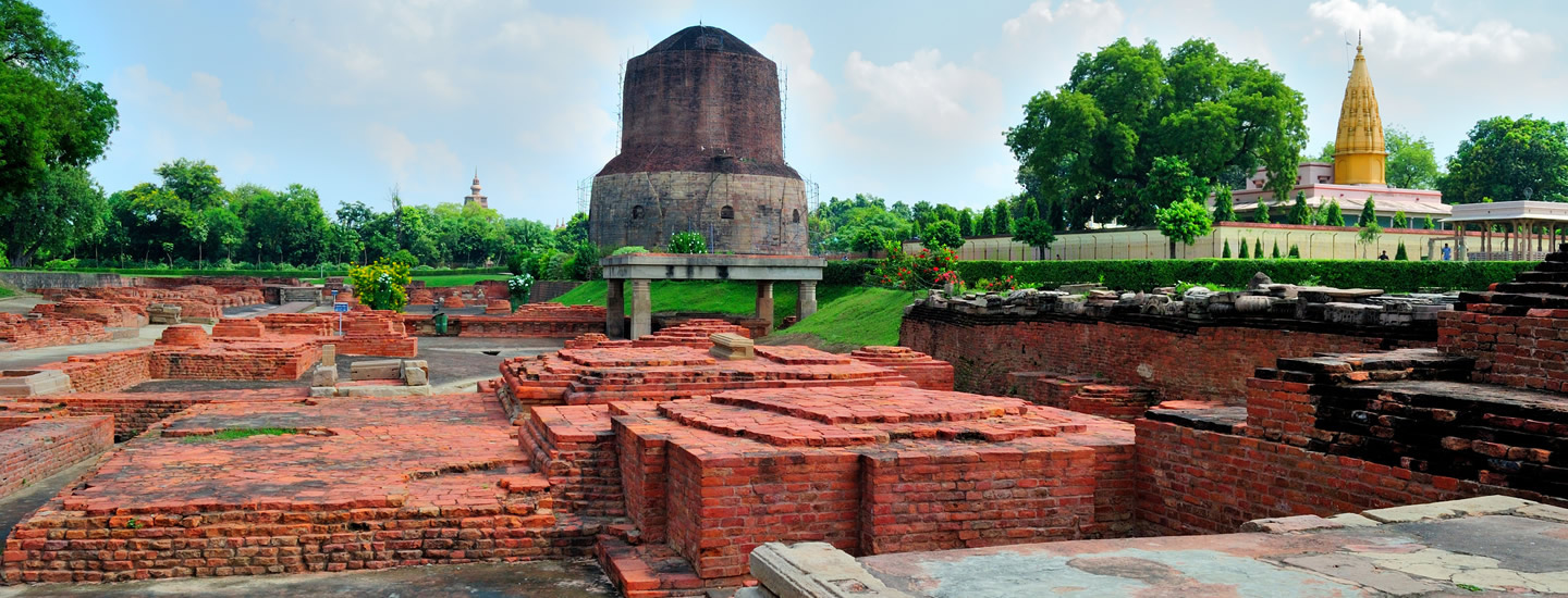 Ruins of Sarnath