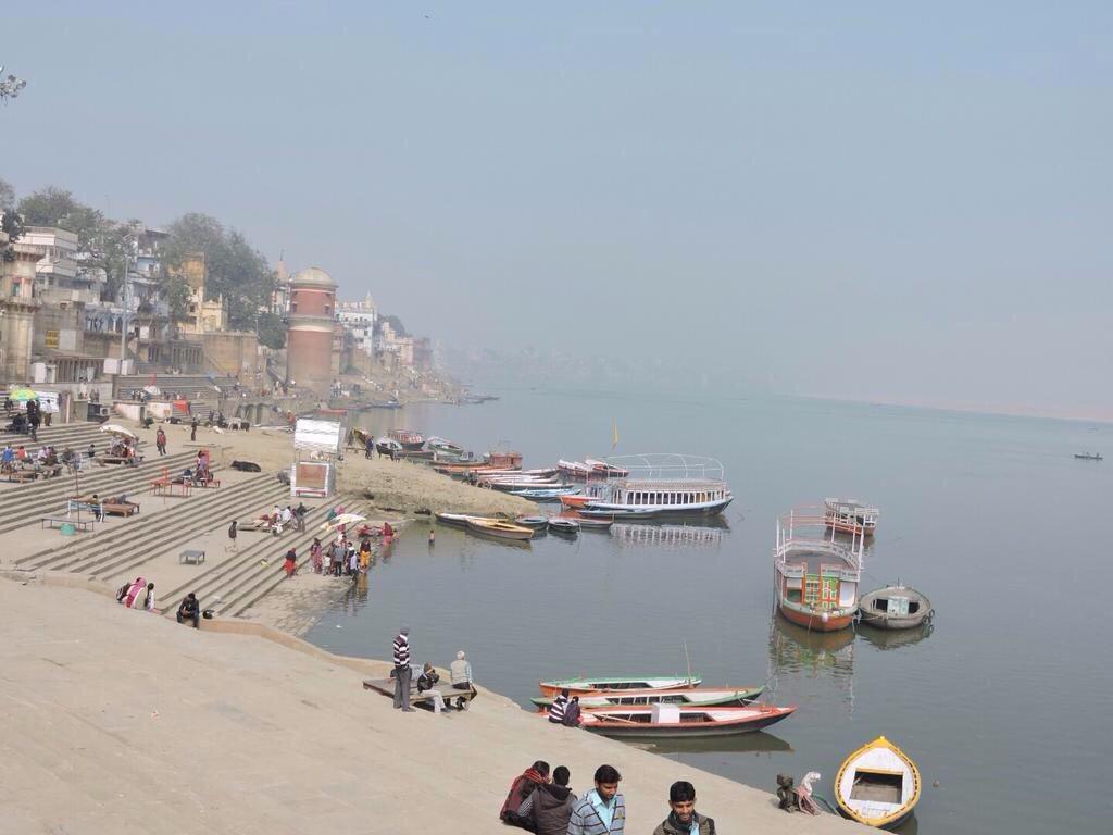 Why is Assi Ghat called Assi Ghat | Ramada Varanasi